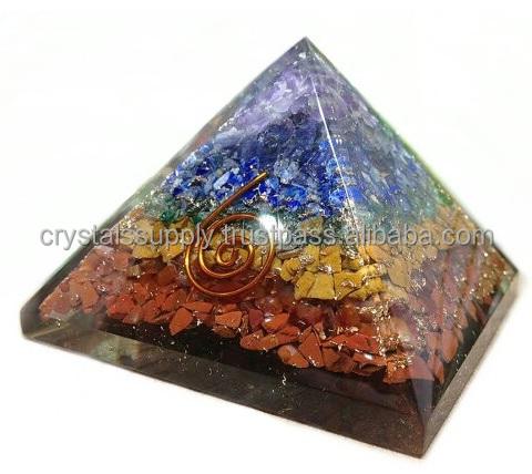 35-150mm Clear Quartz Amethyst Rose Quartz Lapis Angel Crystal Healing Reiki