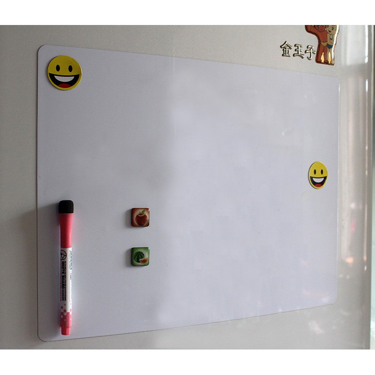 custom magnetic planner note pad dry erase magnet sticker