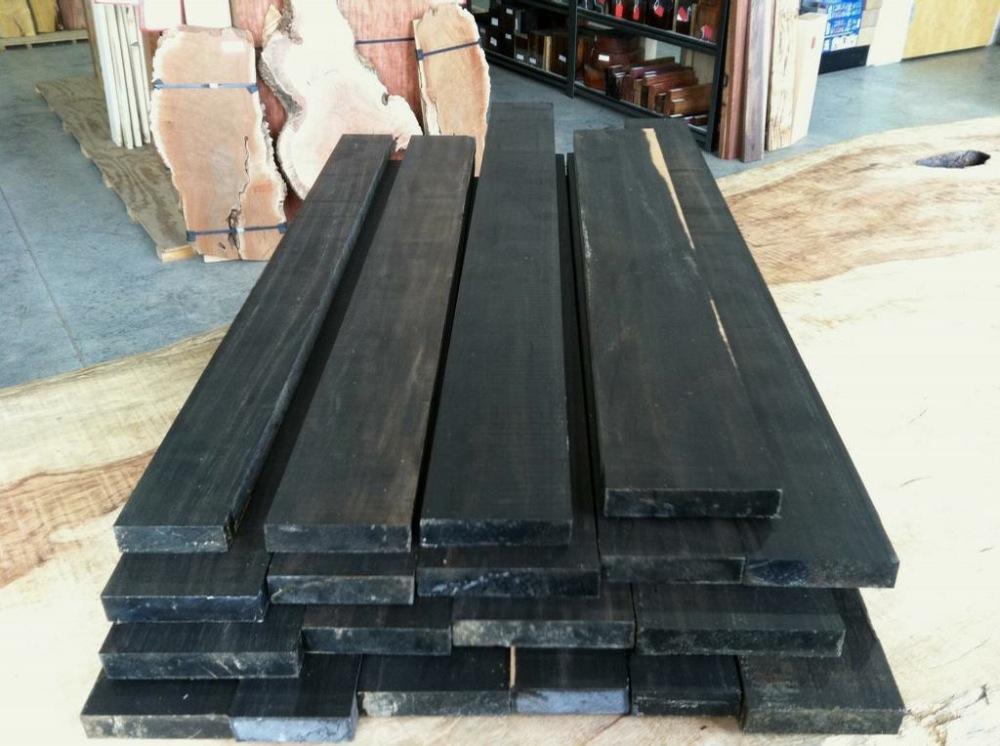 Gaboon ebony wood for sale