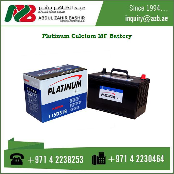 Widely Use Calcium Mf Battery At Most Affordable Rate