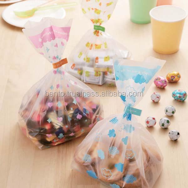 Candy Bag Home Plastic Fruit Decorative Disposable