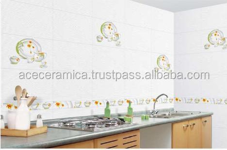 Home Architec Ideas Kitchen Wall Tiles Design India