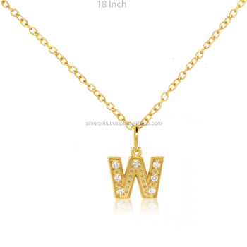 gold rose for women three pendant necklaces p initial necklace