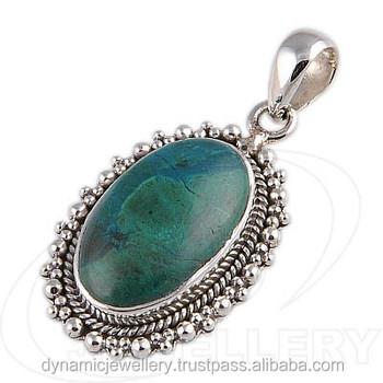 0b59051a4 Semi Precious Stone Jewelry Manufacturer Pendant - Buy 925 Sterling ...