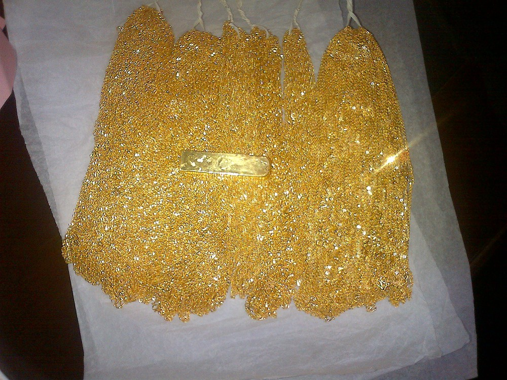 18k Gold Chain Production - Buy Curb Chain,Cable Chain,Dubai Gold ...