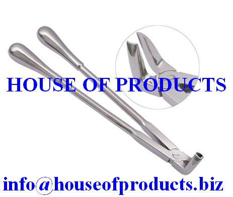 Molar Root Fragment Forceps Horse dentistry Forceps equine dental products