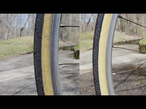get quotations cleaning gumwall u0026amp whitewall bike tires
