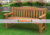 Teak Garden Furniture - Marlborro bench - Lutyen Bench - Classic Bench, Oxford Bench