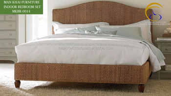 Water Hyacinth Rattan Bedroom Set Elegant Ratan Living Bedroom Set