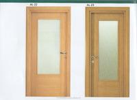 Wooden Door made in Turkey