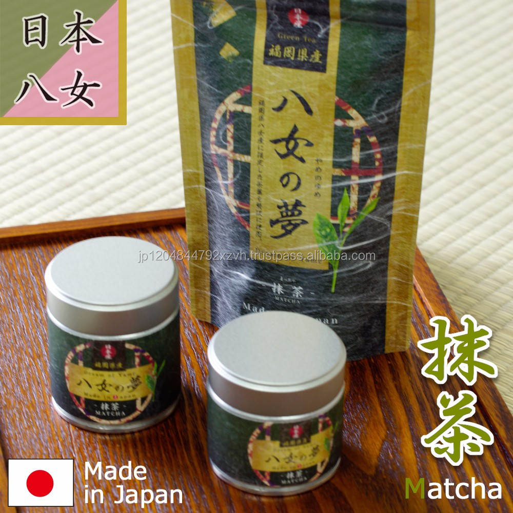 High quality authentic brand names tea for wholesale made in Japan