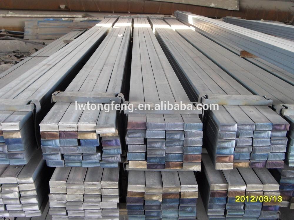 Flat Steel Bar Weight C45 Carbon 100mm 150mm Of Mild