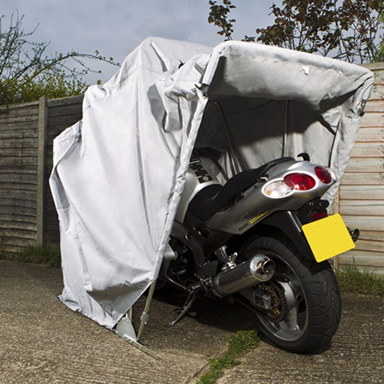 Poray Best Portable Motorcycle Storage Tent Waterproof And Uv For
