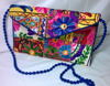 Jaipur Color Full Gujarati Suzani Wool Hand Embroidered Vintage Patchwork Stylish Trendy Clutch Handbags Pouch For Women Party