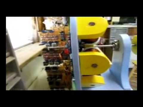 FREE Energy Against Electrical Companies - HoJo Magnetic Motor