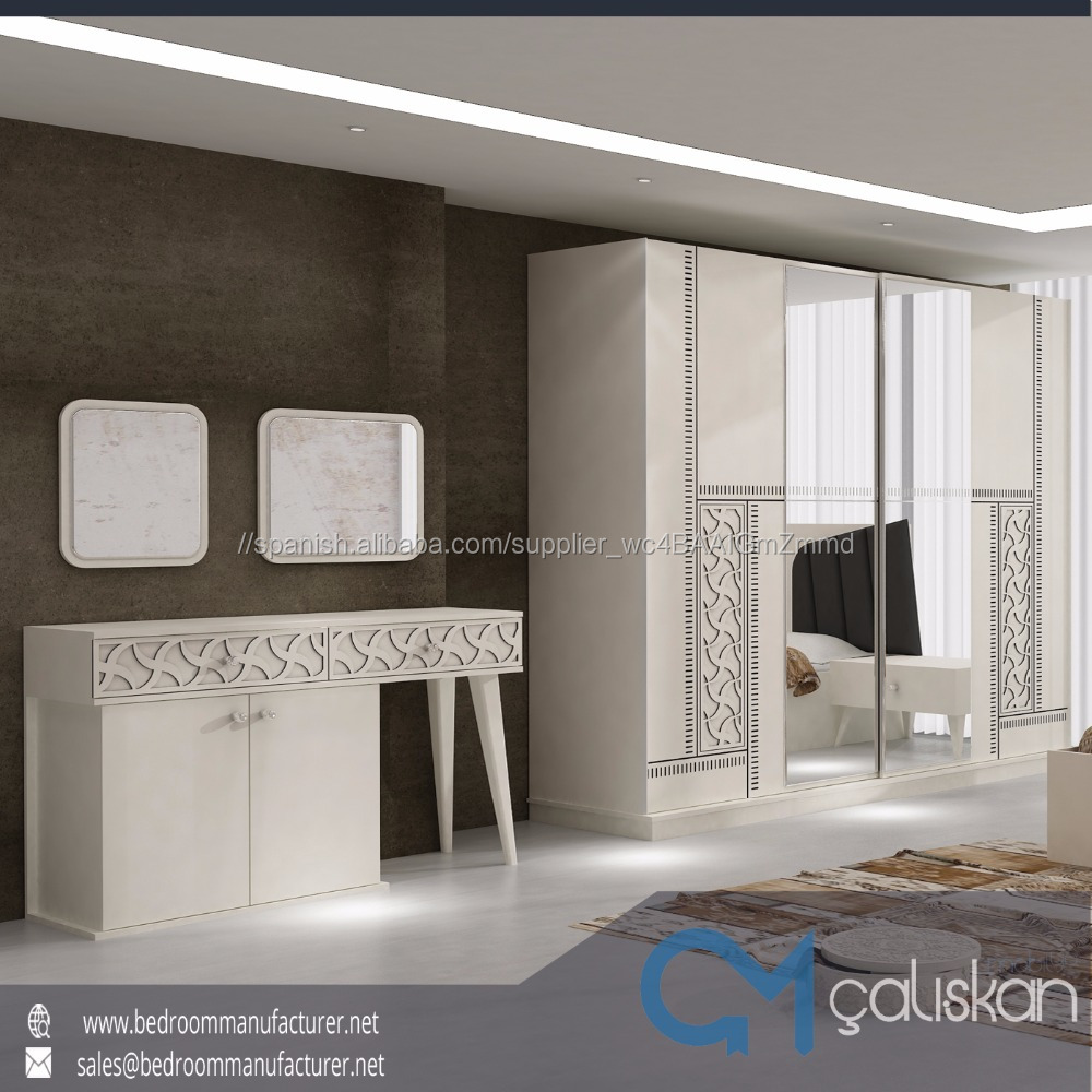 Eris Muebles Del Dormitorio Conjunto Nuevo 2017 Diseño Turco ...
