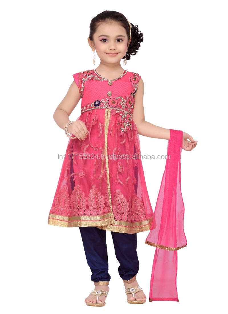 60a2923a7 2016 New Arrival Kids Party Wear Dreeses Baby Girl Dress - Latest ...
