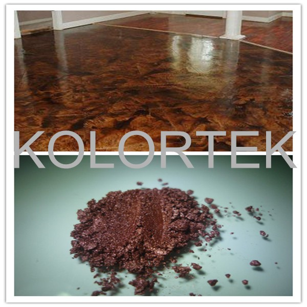 3d Epoxy Color Flakes Powder Coating Metallic Epoxy
