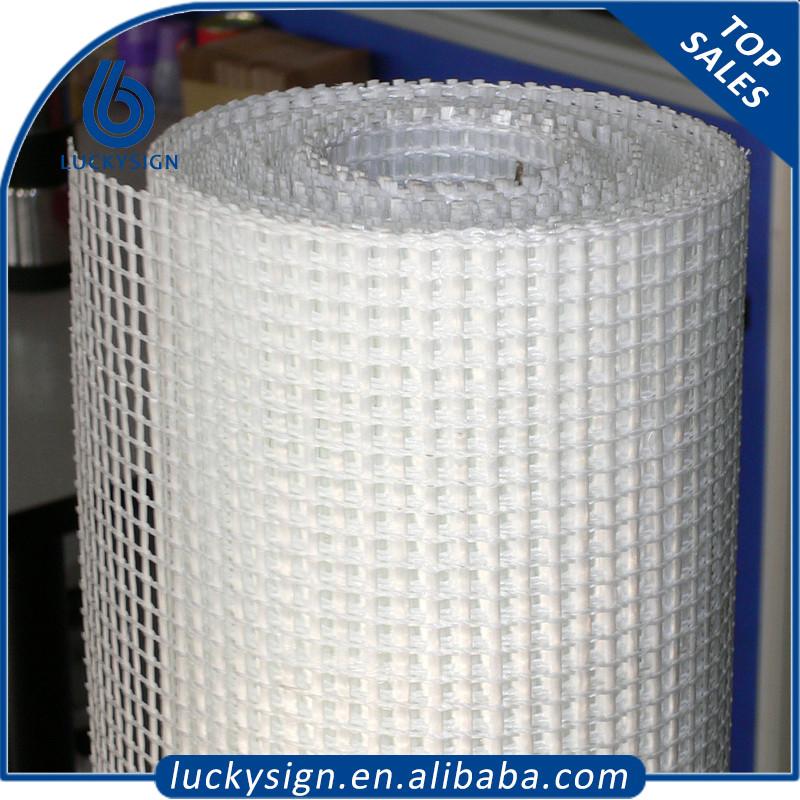 White Fiberglass Mesh : Regular white eifs fiberglass mesh product mosaic stone
