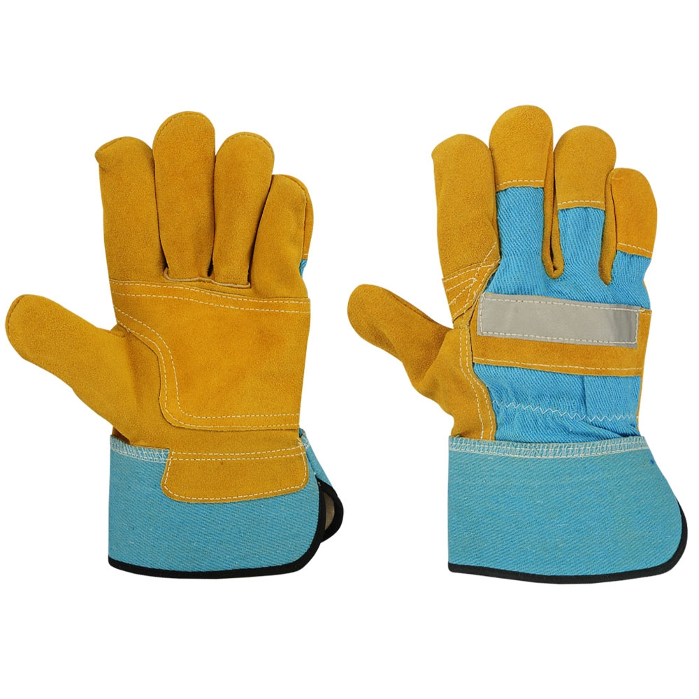 Leather palm work gloves wholesale - Cowhide Leather Gloves Cowhide Leather Gloves Suppliers And Manufacturers At Alibaba Com