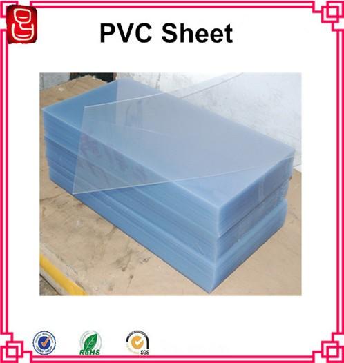 High Gloss Grain Vinyl Plastic Pvc Sheet Manufacturer