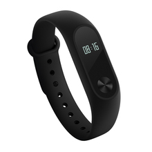 Original Xiaomi Mi Band 2 Wristband Bracelet Smart Heart Rate Fitness Tracker Monitor Bluetooth Phone Pedometer EU DHL Shipping
