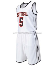 Top Style Cheap Reversible Men Basketball Uniform