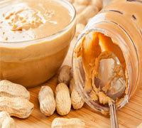 Organic peanut butter/natural peanut butter