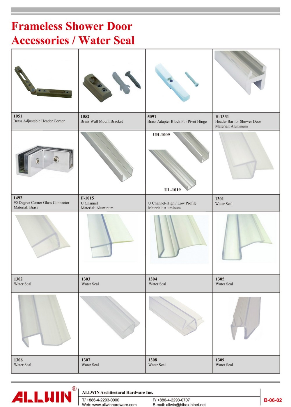 Anodized Aluminum Single Channel Extrusion U Channel Product