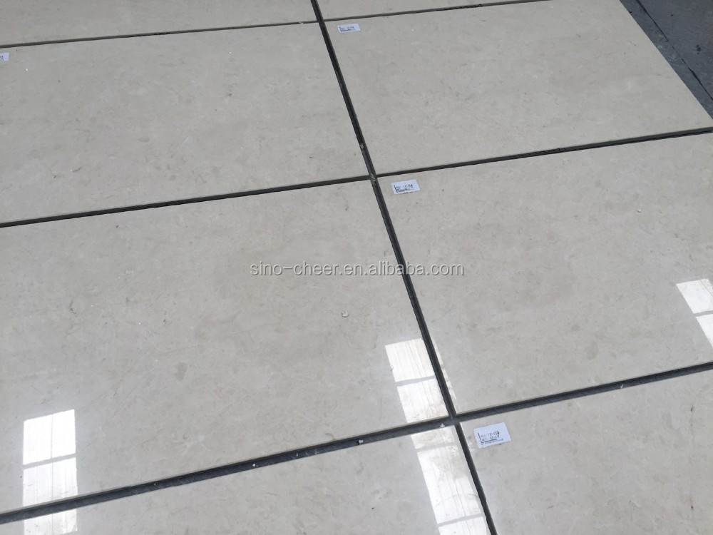 Marble Crema Marfil Polished Porcelain Tile-Compound Marble