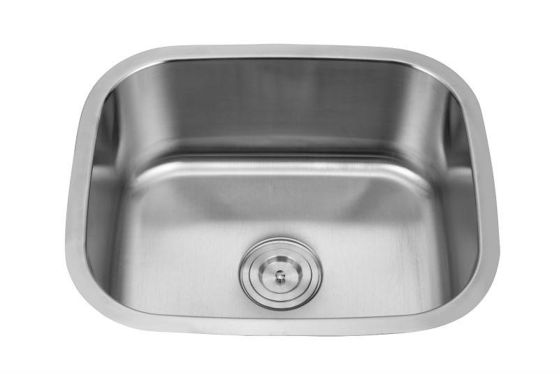 60 40 Undermount Kitchen Sink In e Piece Buy Stainless
