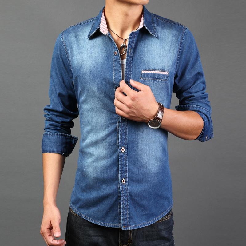Denim Shirt Casual
