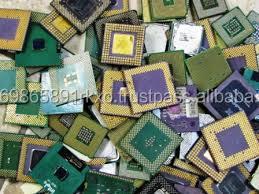 Cpu Ceramic Processor Scraps,Ram Scraps