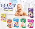 Premium quality Turkish Baby diaper, esser Baby diaper