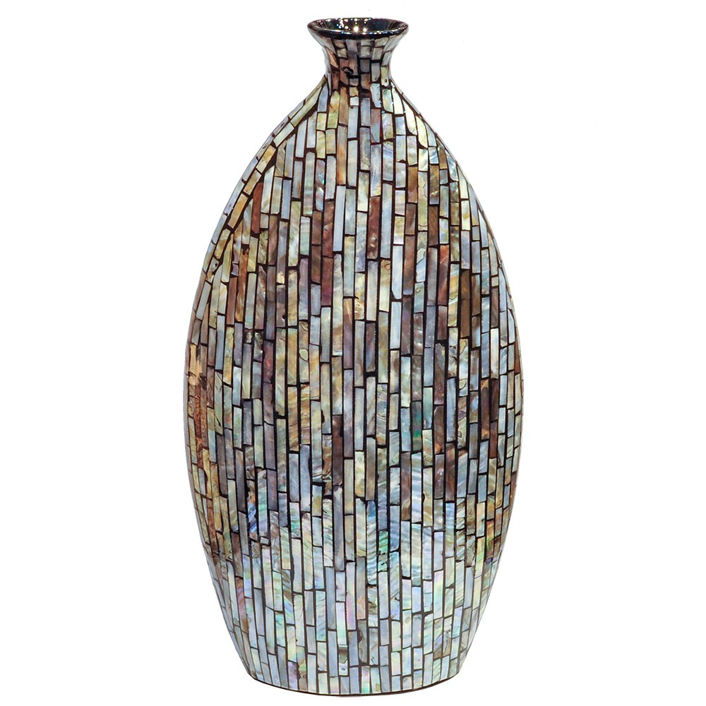 Mosaic flower vasemother of pearl inlaidpaper mouldcode mosaic flower vase mother of pearl inlaid paper mould code qbhk41643 reviewsmspy