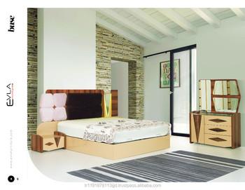 Buse Chambre Set Chambre/économique Prix/nouveau Design/turc Meubles ...