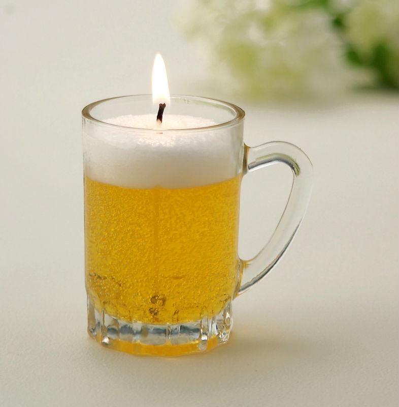 Resultado de imagem para beer candle