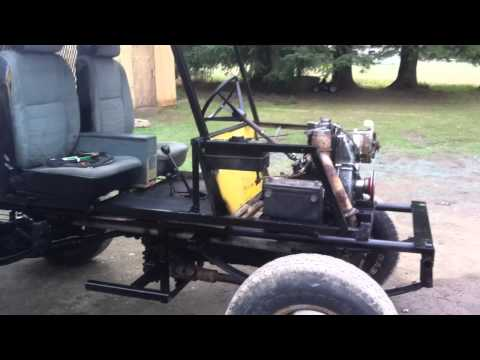 homemade 4x4 utv