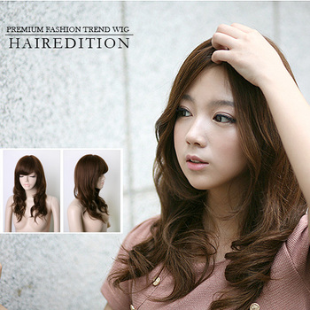 Best Quality 100 Human Hair Wigkorea Full Wig Layered Setting