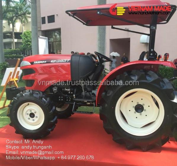 Brand New Yanmar Tractor Ef 393t