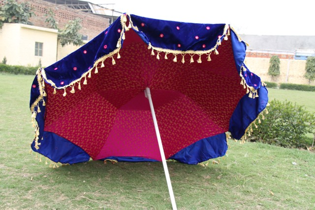 Superb Indian Garden Umbrellas