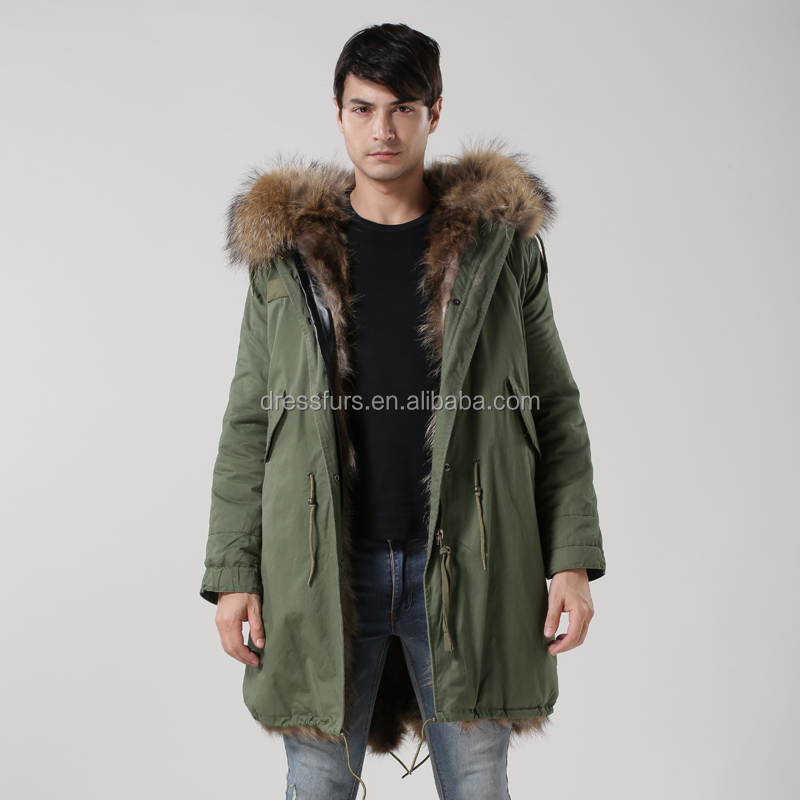 Mens Fur Parka Jacket | Jackets Review