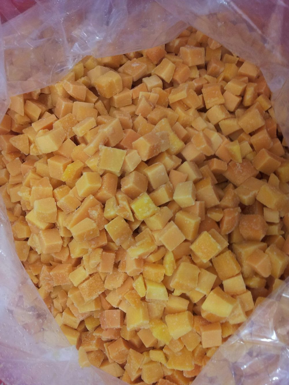 FROZEN MANGO DICE | HIGH QUALITY - COMPETITIVE PRICE