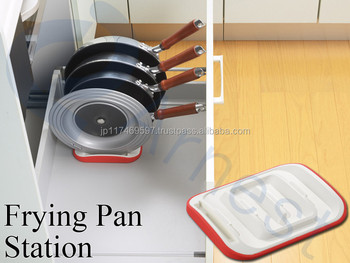 Frying Pan Dis Rack Suppliers And