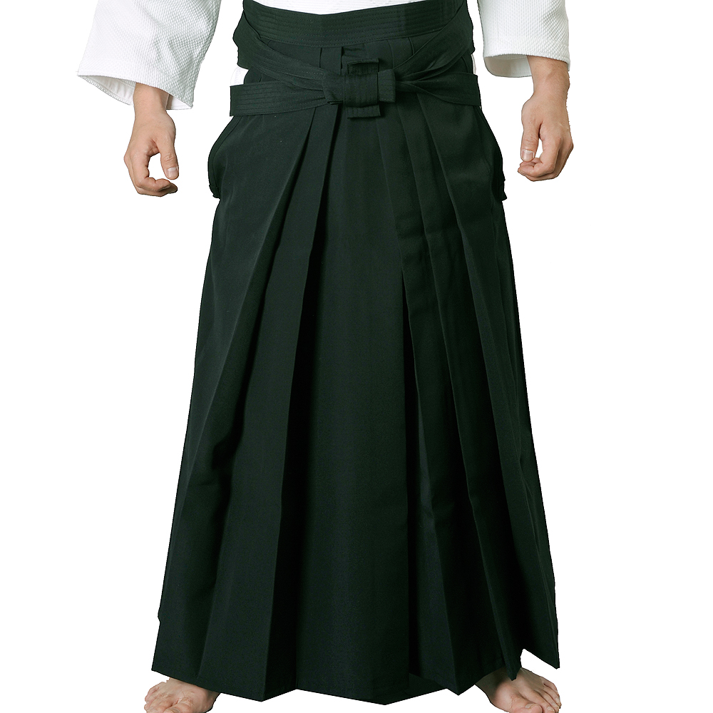 Premium Quality Aikido Hakama, Tozando Hot-Selling Product, Easy on Tatami Mat Aikido, Proudly Made in Japan