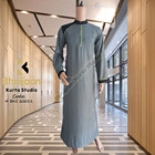 New Design Thobe /Jubah For Men Islamic Abaya High Fashion Arabic Abaya Designs 2016 Arabic Men