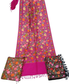 Pure Wool Pashmina Hand Embroidery Shawls In Antique Kashmiri Patterns Kashmiri Embroidery Wool Pashmina Shawl Buy Pure Wool Shawl Shawl Wool Embroidered Kashmiri Hand Embroidery Product On Alibaba Com