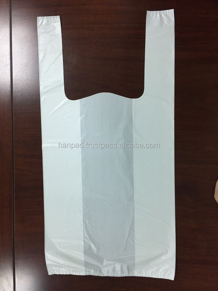 High quality packing T-shirt plastic bags