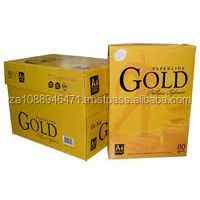 Paperline Gold White A4 Copy Paper 80 gsm (210mm x 297mm)