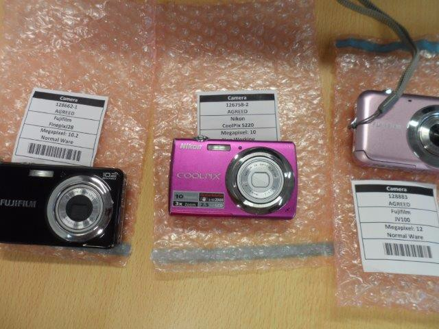 USED DIGITAL CAMERAS